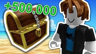 DIG UP SECRET TREASURES IN ROBLOX!