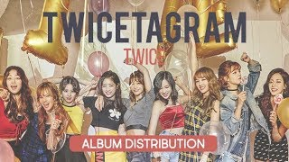 Video TWICE (트와이스) - TWICETAGRAM | Album Distribution download MP3, 3GP, MP4, WEBM, AVI, FLV Januari 2018