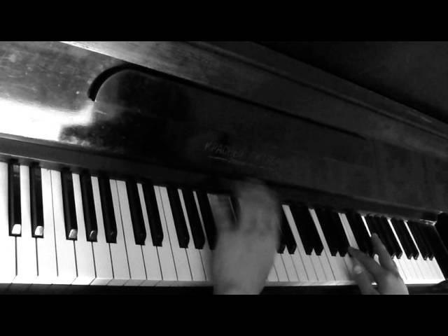 Manel Santiesteban - Tres Metros Sobre El Cielo piano version Videos De Viajes