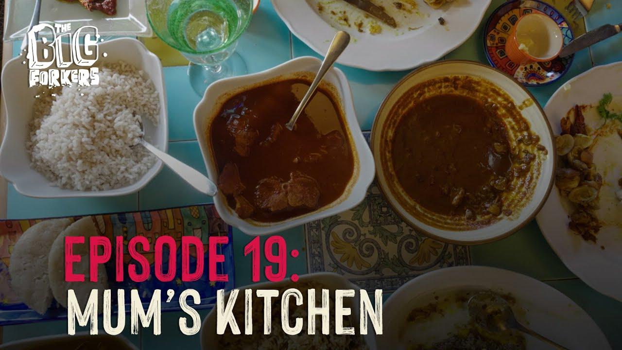 Traditional Goan Cuisine | Mum's Kitchen Goa | Episode | S2 E19 | The Big Forkers
