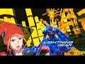 PS4 GUNDAM VERSUS ガンダムバーサス G-アルケイン(フルドレス) 対戦2