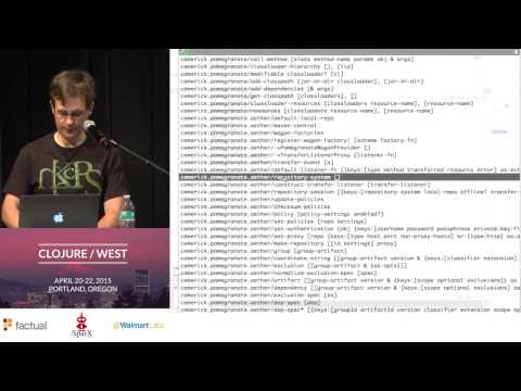 Programming Clojure, Smalltalk-Style