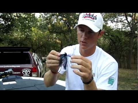 Jig Fishing Basics for Bass - My most used Jigs and Trailers