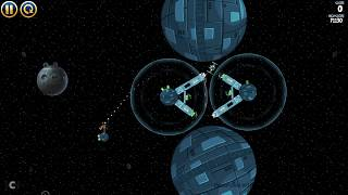 Angry Birds Star Wars Death Star Level 2 3  68280