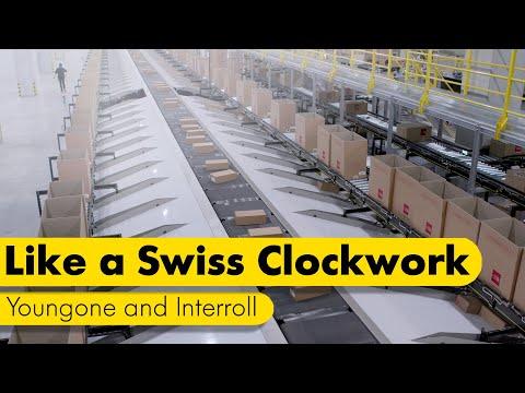 Like A Swiss Clockwork - Youngone and Interroll - YouTube
