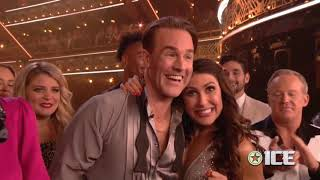 DWTS 28 - James Van Der Beek & Emma Judge's Scores | LIVE 9-30-19