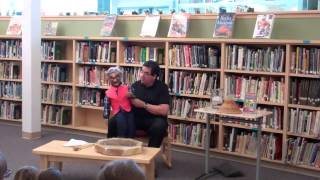Tlingit Ventriloquist Carlton Smith & Charlie