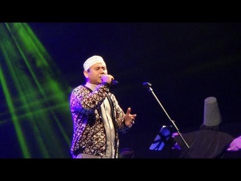 Peristiwa subuh bersama Fadly PADI di Ponpes Sunan Pandanaran -Jogja 29 Desember 2014.