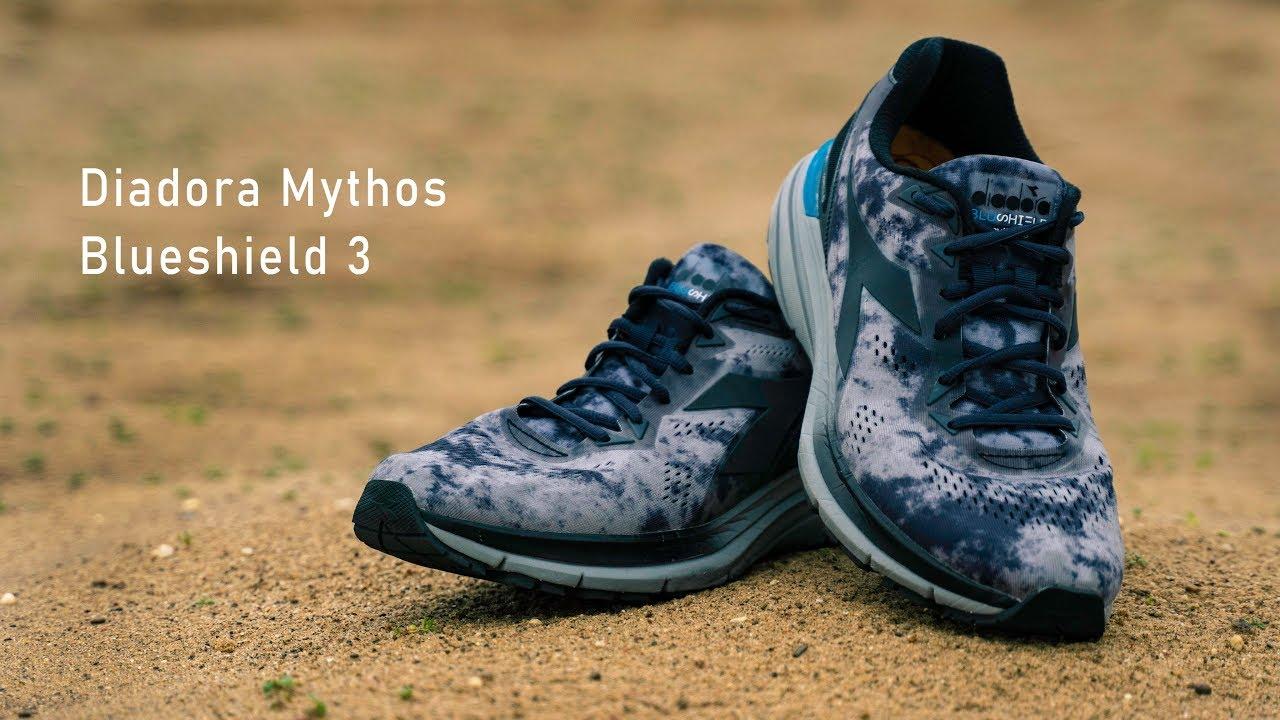 Review: Diadora Mythos Blueshield 3
