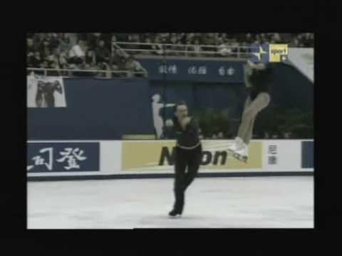 ISU Grand Prix 2009 Cup of China Volosozhàr-Moròzov LP replay