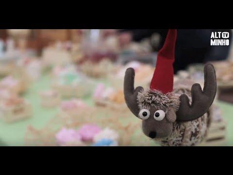 Associação de Segude organiza Mercado de Natal | Altominho TV