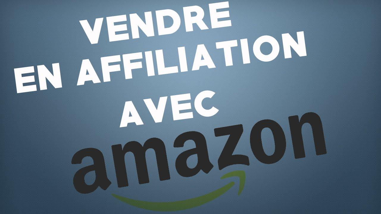 Vendre en affiliation avec Amazon en 7 minutes