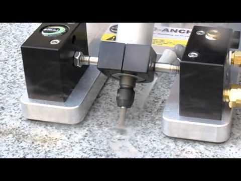 Omni Cubed : Pro-Anchor™ T-31 Anchor Machine