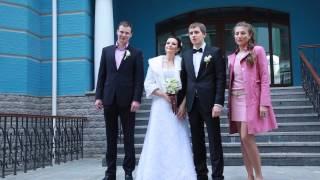 Свадьба Натальи и Максима прогулка
