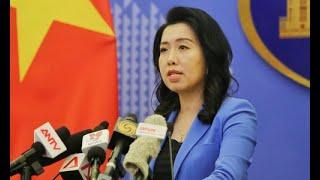 Việt Nam yêu cầu Trung Quốc chấm dứt vi phạm tại Biển Đông | VTV24