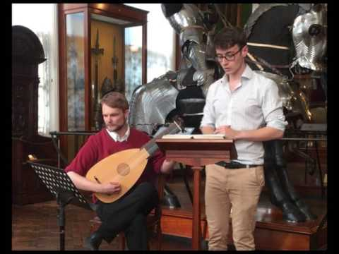 An Introduction to Countertenor and Lute