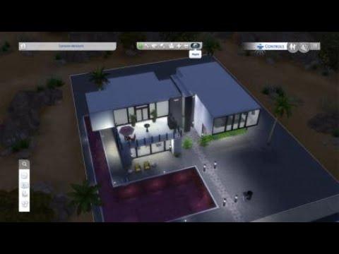 The Sims Houses: Modern Heaven for Art Lovers