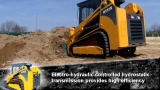 Gehl RT Series Track Loader Hydraulics