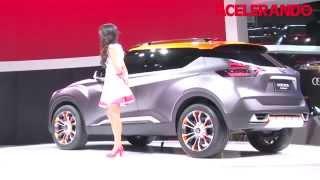 Adelanto Nissan KICKS Concept. Acelerando TV