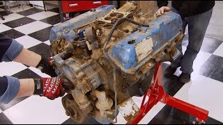 Ford 460 Engine Build On A Budget Part 1 - Horsepower Season 13, Episode 4