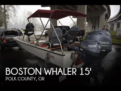 [UNAVAILABLE] Used 1983 Boston Whaler 15 Sport in Salem, Oregon