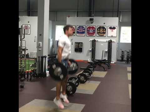 The Easy Alternative to Olympic Lifts That Can Get Anyone More Explosive