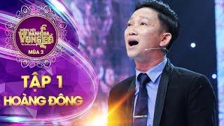 Đường đến danh ca vòng cổ 2 | tập 1: Võ Trương Hoàng Đông - Bông Ô Môi