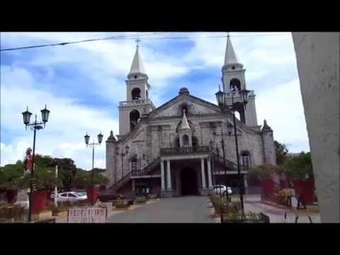 Jaro Cathedral, a National Historical Shrine in Iloilo Philippines