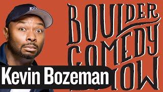 Meet Stand Up Comedian Kevin Bozeman