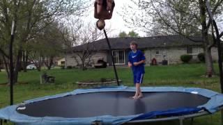 Double Backflip Fail!