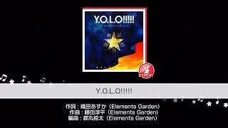 BanG Dream! - Girl's Band Party : Y.O.L.O!!!!! [Expert]
