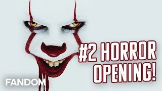 It Chapter Two Has #2 Horror Opening Ever! | Charting with Dan
