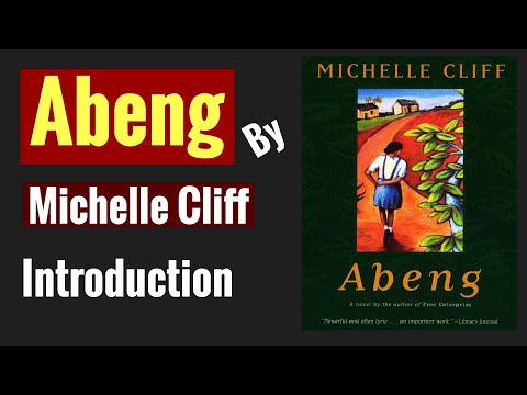 Abeng (A Novel) | Michelle Cliff | Postcolonialism | Jamaican Writers