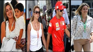 Felipe Massa's Wife Anna Raffaela Bassi (Brazilian Racing Driver)