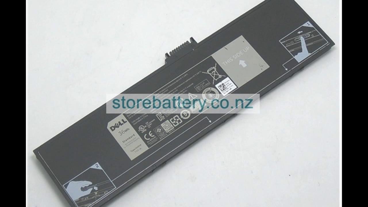 DELL HXFHF battery 7 4V 4855mAh original battery