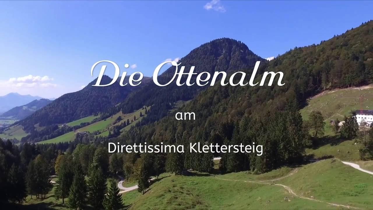 Klettersteig Ottenalm : Die ottenalm am direttissima klettersteig youtube