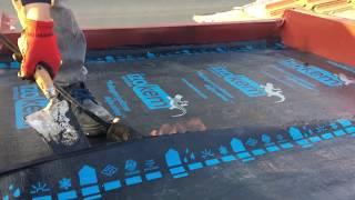 mebran döşeme nasıl yapılır Çatı Mebran nasıl döşenir çatı izolasyonu nasıl yapılır