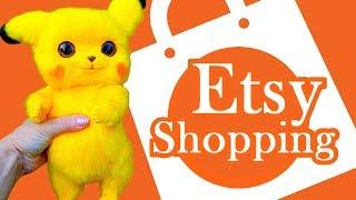 Etsy Shopping