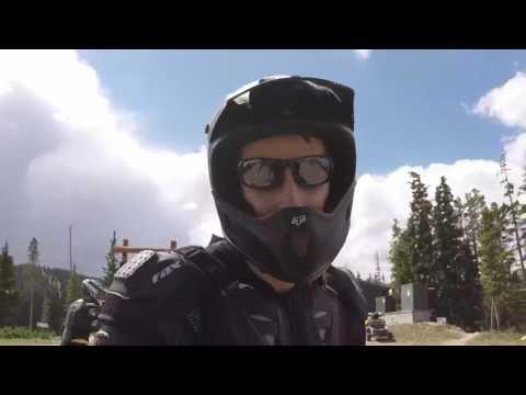 Biking with Chris