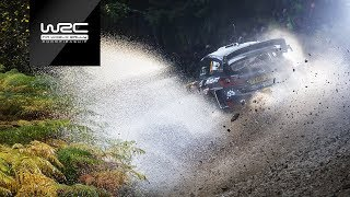 WRC - Dayinsure Wales Rally GB 2018: Highlights Stages 1-6