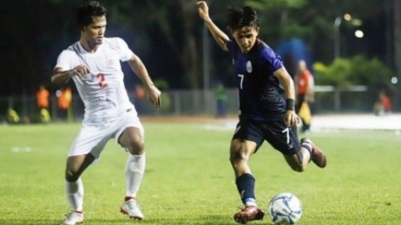 LIVE: U20 Myanmar – U20 Cambodia (Campuchia) – BTV Cup 2019