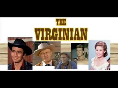 PERCY FAITH - THE VIRGINIAN - THE MOVIE - THE T.V SERIES