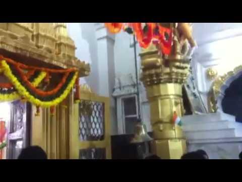 Shiv Shankar mahadev bhuleshwar mota mandir aarti 2016 shravan