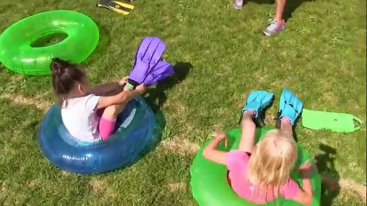 Field Day Fun With Linwood Elementary School Youtube border=