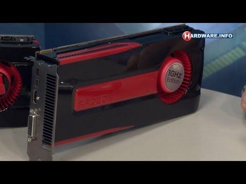AMD Radeon HD7850 En HD7870 - Hardware.Info TV (Dutch)