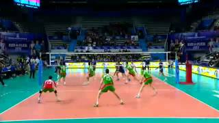 FiVB World League 2013 Bulgaria vs Italy Full Match