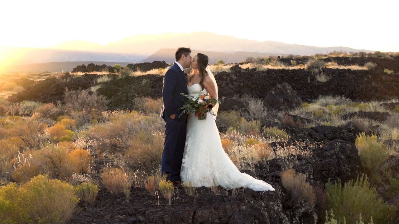 Maria & Andrew | Entrada Snow Canyon | AW Creates