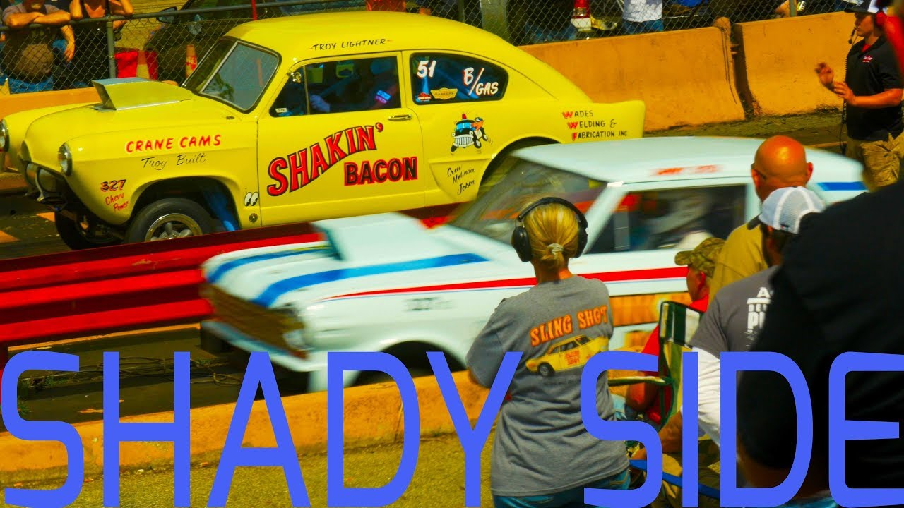 #1 Southeast Gassers OFFICIAL Race Recap Shady Side, Shelby, NC Event  4-14-18