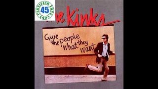 THE KINKS - DESTROYER - Give The People What They Want (1981) HiDef