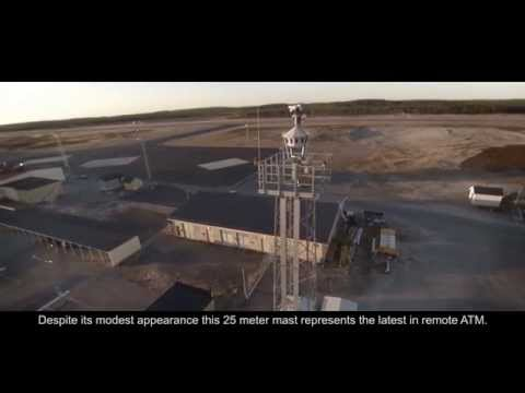 Remote Technologies in Air Traffic Management (ATM) RPAS demo
